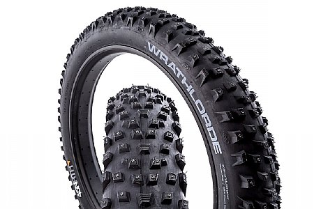 "45Nrth Wrathlorde 26"" Studded Fat Bike Tire"