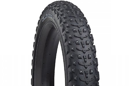 "45Nrth Dillinger 5 Studded 120 TPI 27.5"" Fat Bike Tire"