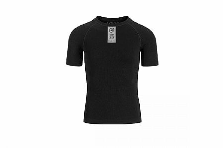Assos Mens Skinfoil Spring/Fall SS Base Layer