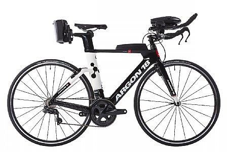 Argon18 2018 E-117 Tri+ Ultegra Di2 Triathlon Bike