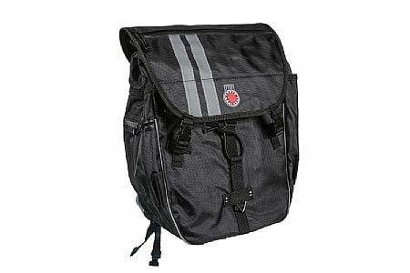 Banjo Brothers Covertible Waterproof Pannier Backpack