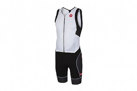 Castelli Mens Free Sanremo Tri Suit Sleeveless ( 2018 )