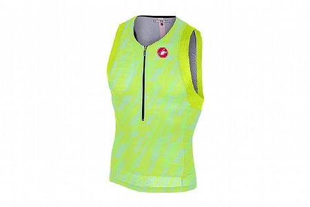 Castelli Mens Free Tri Top