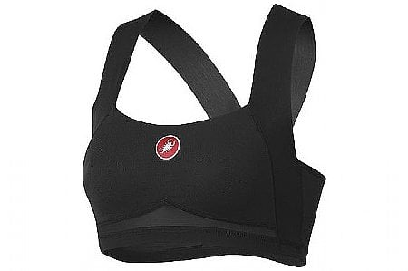Castelli Womens Rosso Corsa Light Bra