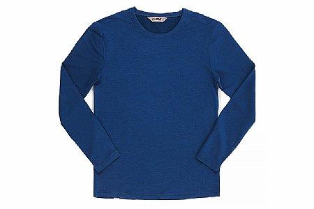 Chrome Mens Merino Wool Long Sleeve T-Shirt
