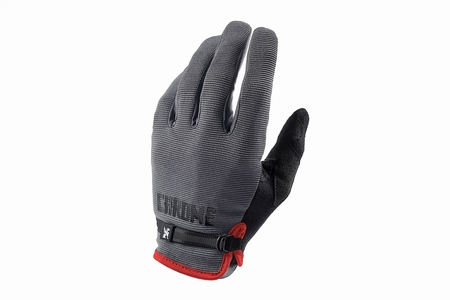Chrome Cycling Gloves