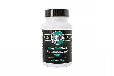 Floyds of Leadville CBD Full Spectrum Softgel 50mg (Bottle of 30)