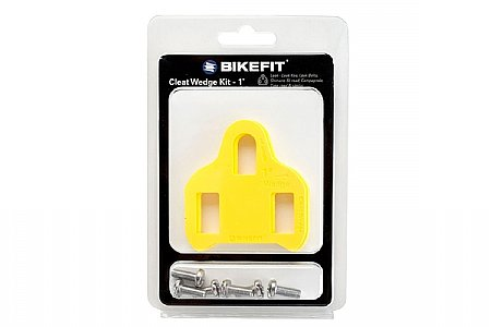 Bike Fit Systems Cleat Wedges (3 Bolt Look)