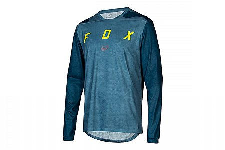Fox Racing Mens Indicator LS Mash Camo Jersey
