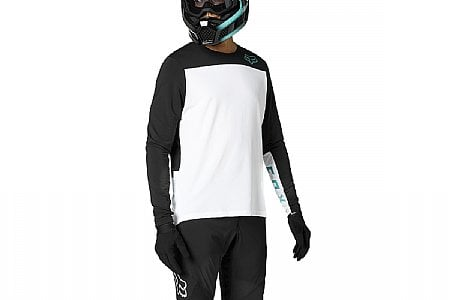 Fox Racing Mens Defend Delta LS Jersey