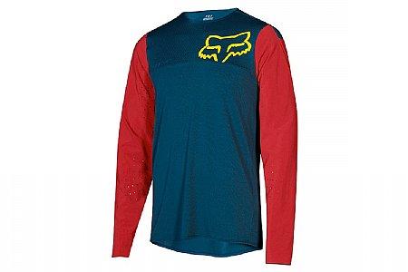 Fox Racing Mens Attack PRO LS Jersey