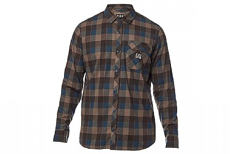 Fox Racing Mens Rowan Stretch Flannel
