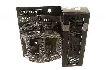 Fyxation Gates Platform Pedal and Strap Kit