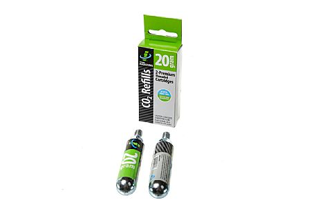 Genuine Innovations 20g Threaded CO2 Cartridges