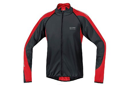 Gore Wear Mens Phantom 2.0 Windstopper Convertible Jacket