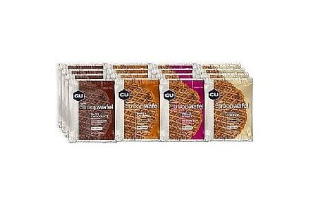 GU Energy Stroopwafel (Mixed Box of 16)
