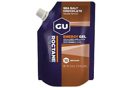 GU Roctane Energy Gel (15 Serving Pouch)