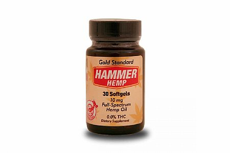 Hammer Nutrition Hemp Softgels 10mg