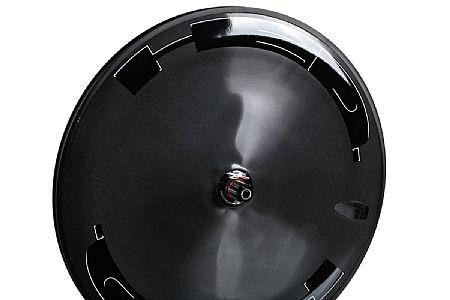 HED Jet Disc Plus Black Clincher Rear Wheel