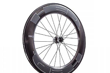 HED Jet 9 Plus Black Clincher Rear Wheel