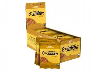 Honey Stinger Gluten Free Organic Waffles (Box of 16)