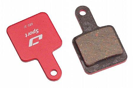Jagwire Mountain Sport Semi-Metallic Disc Brake Pads