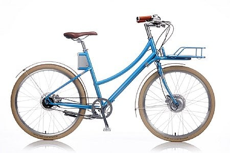 Faraday Bicycles Inc. Cortland Electric Bike