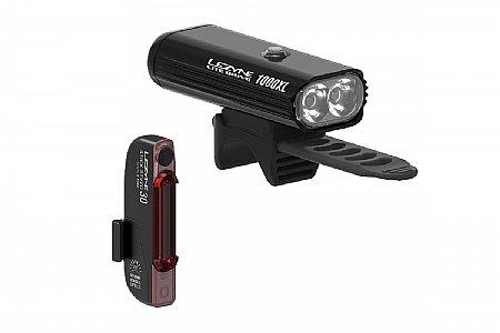 Lezyne Lite Drive 1000XL / Stick Drive Light Set