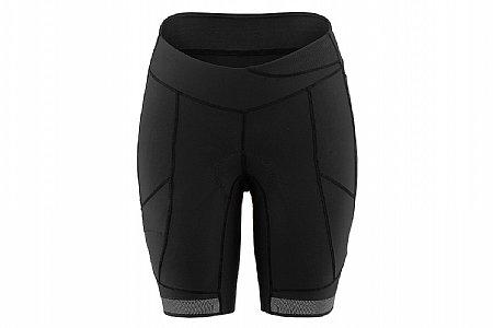 Louis Garneau Womens Cold Black Neo Power Cycling Shorts