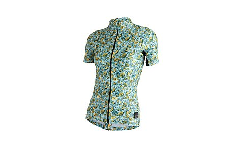 Machines For Freedom Womens Fruits Print Jersey