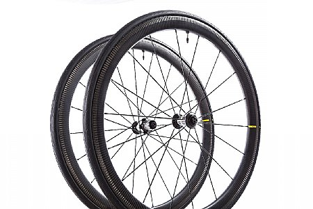 Mavic 2020 Cosmic Pro Carbon UST Wheelset