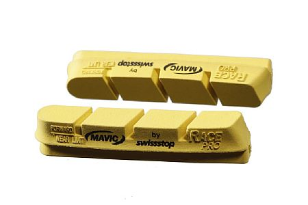Mavic Brake Pads for Carbon Fiber Wheels
