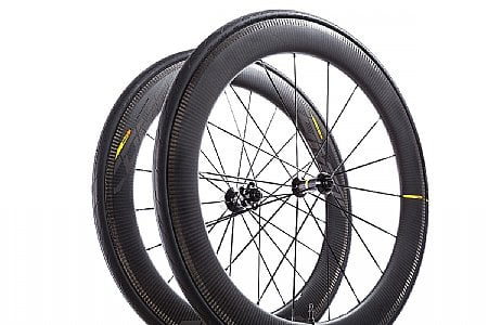 Mavic 2019 Comete Pro Carbon SL UST Wheelset