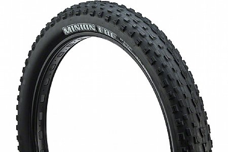 "Maxxis Minion FBF EXO/TR 27.5"" Fat Bike Tire"