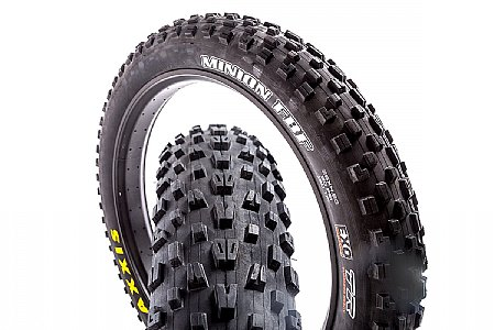 "Maxxis Minion FBF EXO/TR 26"" Fat Bike Tire"