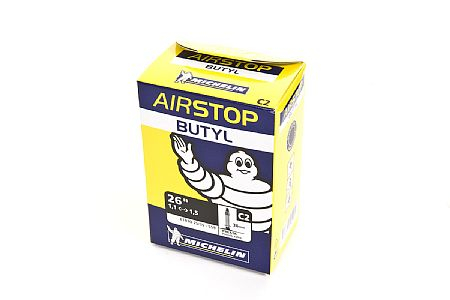 "Michelin C2 Airstop 26"" Tube"