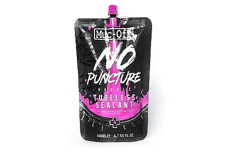 Muc-Off No Puncture Hassle Tubeless Sealant 140ml Pouch