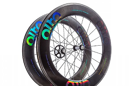 Alto Cycling CC86 Carbon Clincher Wheelset