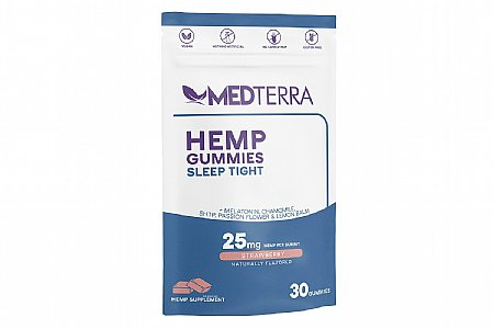 Medterra Sleep Tight Hemp Gummies