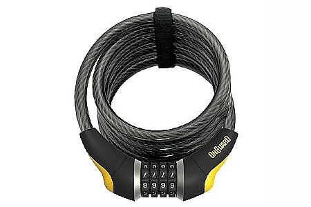 OnGuard Doberman Coil Cable Lock