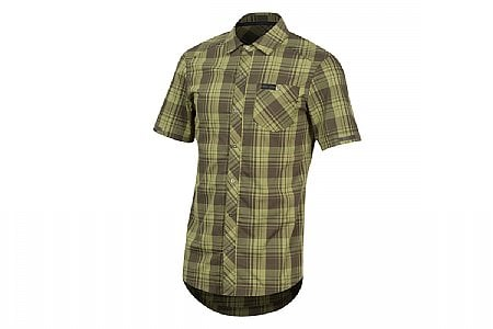 Pearl Izumi Mens Short Sleeve Button - Up