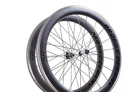 Profile Design 58/TwentyFour G2 Clincher Wheelset