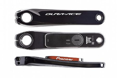 Pioneer SGY Dura-Ace R9100 Left Leg Power Meter Crank Arm