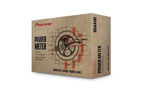 Pioneer Power Meter Kit for Consumer Supplied Cranks