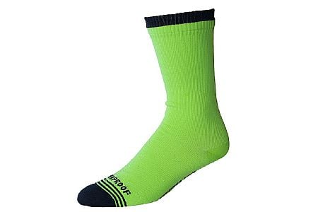 Showers Pass Crosspoint Waterproof Hi-Viz Crew Socks