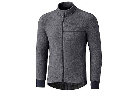 Shimano Mens Transit Fleece Jersey