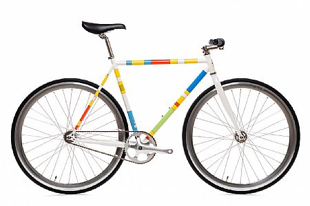 State Bicycle Co. The Simpsons Fixed/Single Speed Bike