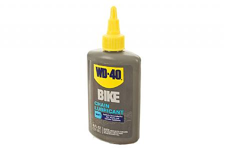 WD-40 Bike Wet Lube 4oz Drip
