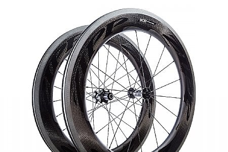 Zipp 2018 808 Firecrest Carbon Clincher Wheelset