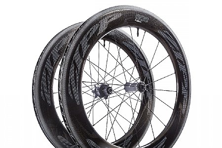 Zipp 2018 808 NSW Tubeless Carbon Clincher Wheelset
